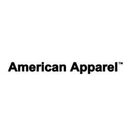 Picture for manufacturer American Apparel