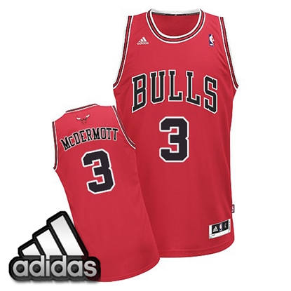 Picture of Doug McDermott Chicago Bulls Replica Jersey
