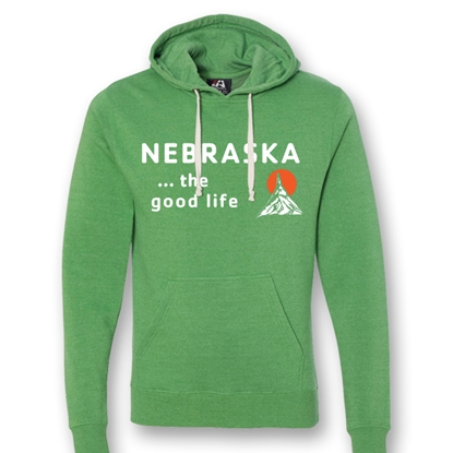 Picture of Nebraska Good Life Hoodie
