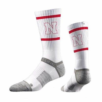 Picture of NU Strideline Athletic Crew Socks