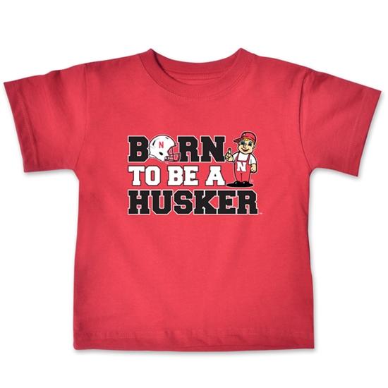 Picture of Nebraska Husker Born Tee | Infant
