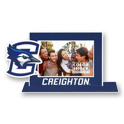 """Picture of Creighton 4"""" x 6"""" Standee Picture Frame"""