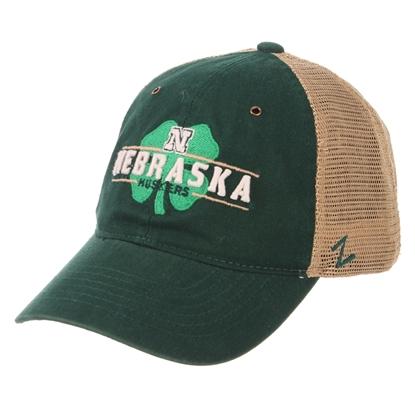 Picture of Nebraska Z Cloverfield Hat | Adjustable