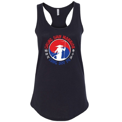 Picture of CSWTSD - Ladies Racerback Tank