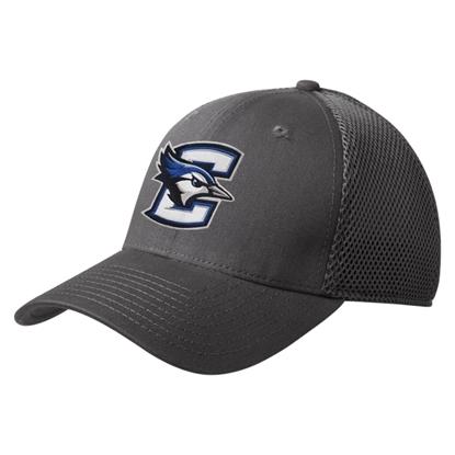 Picture of Creighton New Era® Stretch Mesh Hat