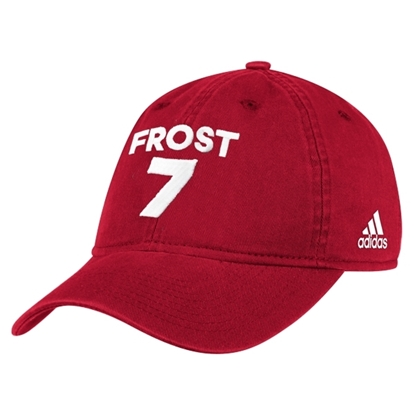 Picture of NU Adidas® Scott Frost #7 Adjustable Hat