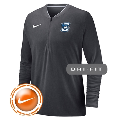 Picture of Creighton Nike® Sideline Coaches ½ Zip Pullover