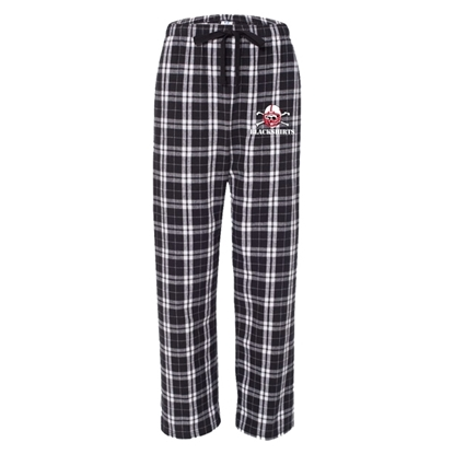 Picture of NU Blackshirts Flannel Pants
