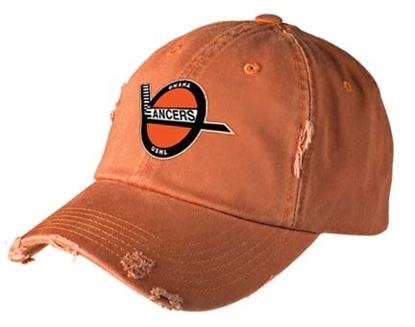 Picture of Retro Lancers Distressed Adjustable Hat