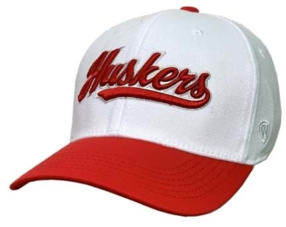 Picture of Nebraska  TOW Infield Hat   One Fit