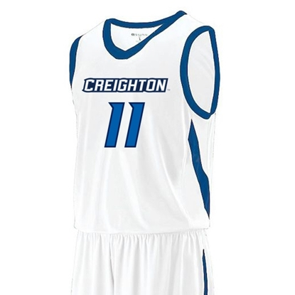Picture of Creighton #11 Replica Basketball Jersey