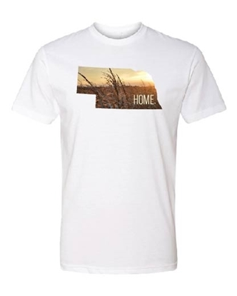 Picture of Nebraska Home T-shirt