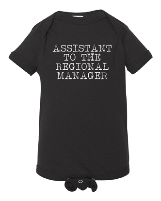 Picture of Assistant to the Regional Manager Toddler / Youth / Infant