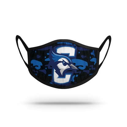 Picture of Creighton Strideline® Sublimated Face Mask