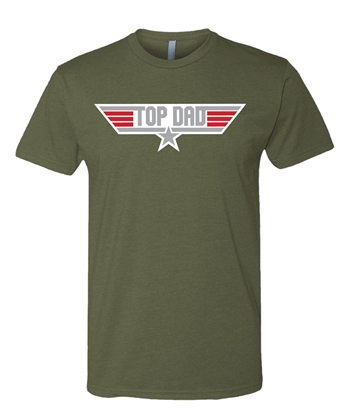 Picture of Top Dad T-shirt