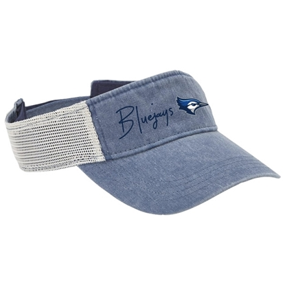 Picture of Creighton Pigment-Dyed Trucker Visor