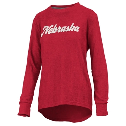 Picture of Nebraska Pressbox®  Ladies Morganton Sweatshirt