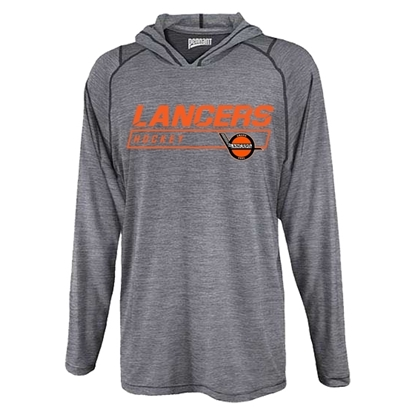 Picture of Lancers Hockey Hooded Long Sleeve Shirt