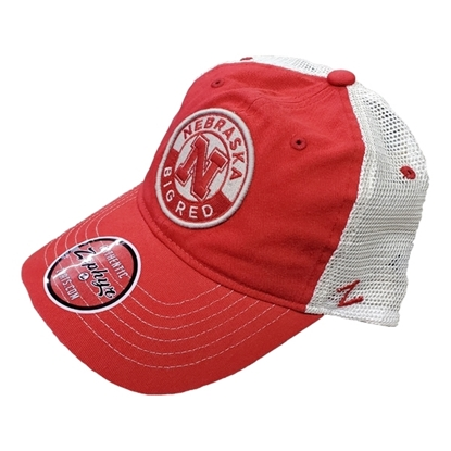 Picture of Nebraska Z Lancaster Adjustable Hat