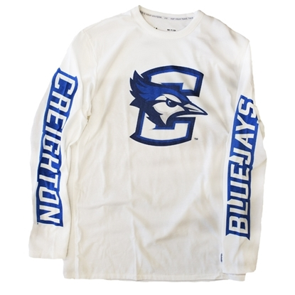 Picture of Creighton Under Armour® SMU Fade Long Sleeve Shirt