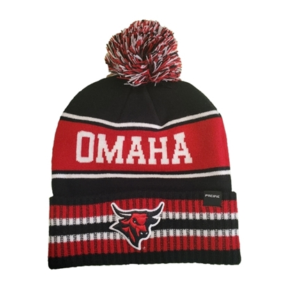 Picture of UNO Pacific® Pom Beanie