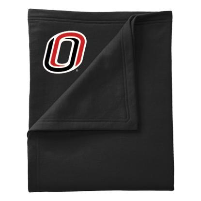 "Picture of UNO Port & Company® Core Fleece Sweatshirt 50""x 60"" Blanket"