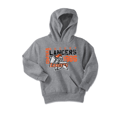 Picture of Lancers Youth Hockey Sweatshirt (LANCERS-094)