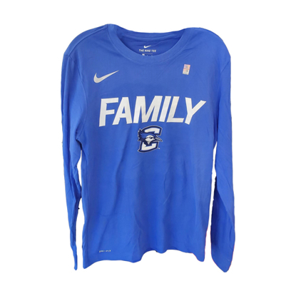 Picture of Creighton Nike® Bench Long Sleeve Shirt