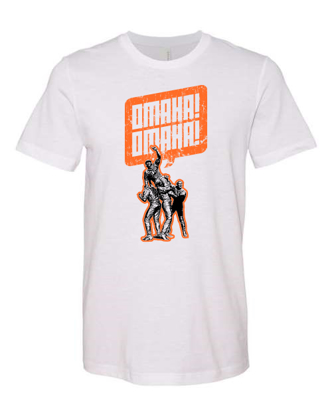 Picture of Omaha! Omaha! T-shirt