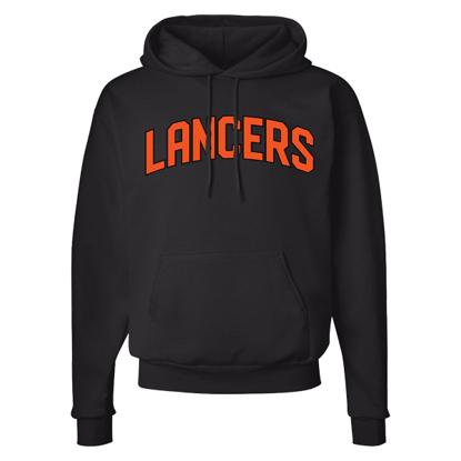 Picture of Lancers Hooded Sweatshirt (Lancers-250)